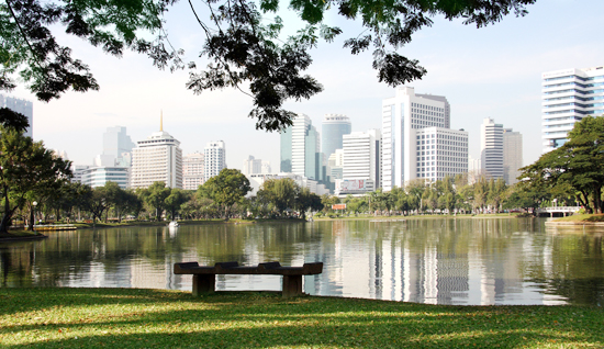 Lumpini Park: Oasis Of Central Bangkok