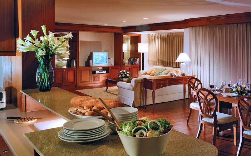 3-Bedroom Executive Suite (233 sqm.)