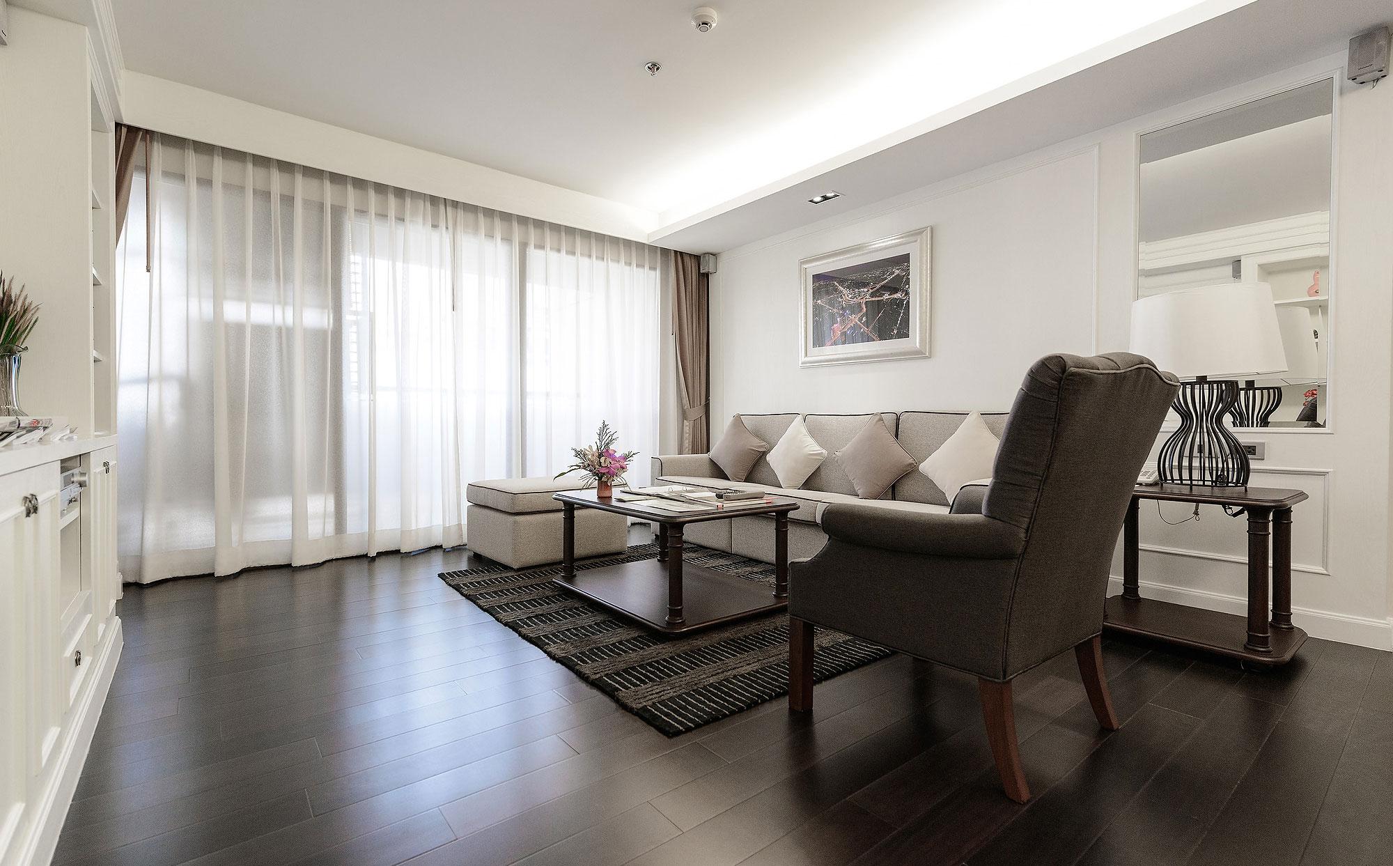 2-Bedroom Platinum Suite (125 sqm.)