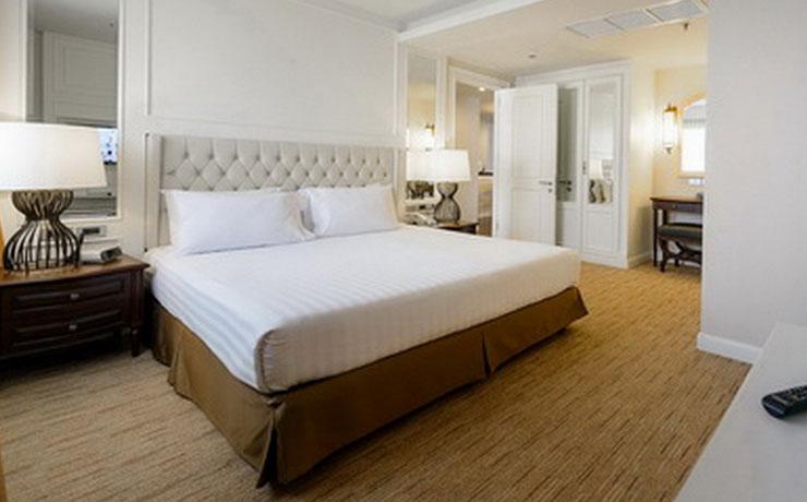 2-Bedroom Deluxe Suite (100 sqm)