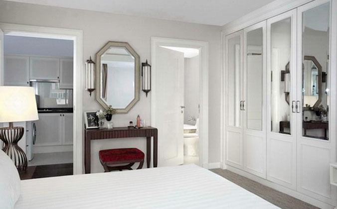1-Bedroom Platinum Suite (72 sqm.)
