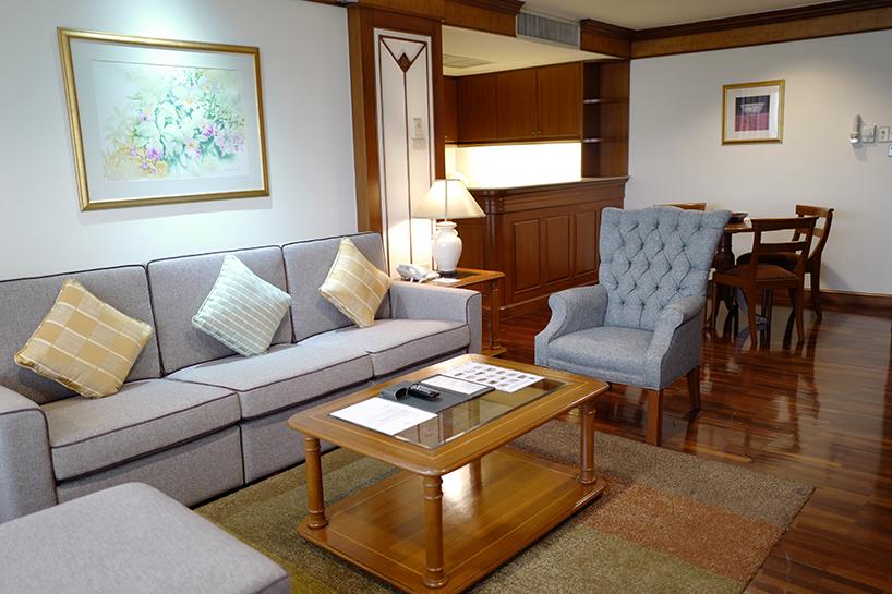 1-Bedroom Executive Suite (70 sqm.)