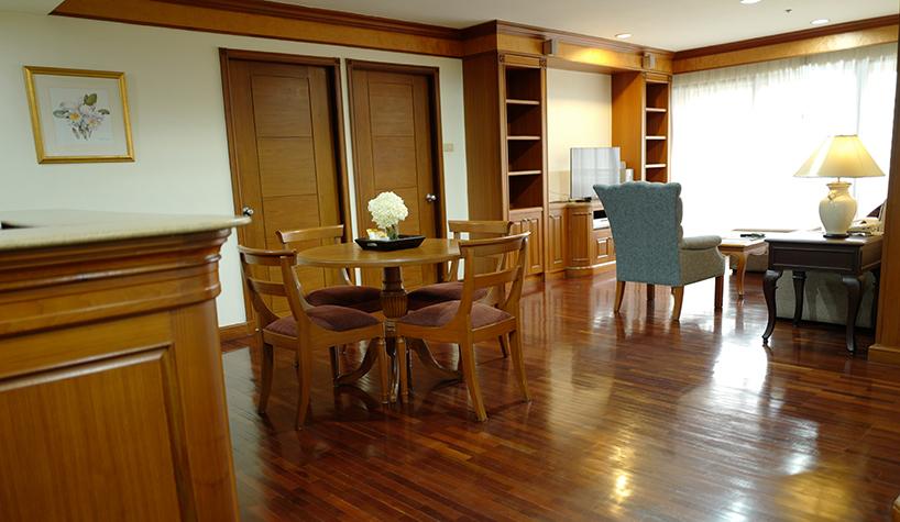 2-Bedroom Executive Suite (125 sqm.)